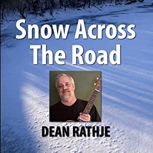 Snow Across the Road