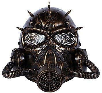 EUROCARNAVALES Máscara de Gas Steampunk