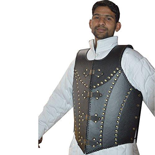 Migliore Medievale Drago Giacca Del Nasir Larp Ali Guerriero Nero Armatura Costume Qualità RwOp5ct5yq