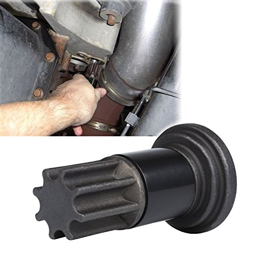 for Cummins Engine Barring/Rotating Tool for Cummins B/C Series and Dodge Pickups 3.9L, 5.9L, 6.7L & 8.3L Diesels Engines (Engine Turning Tool)