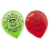 Printed Latex Balloons | Yo Gabba Gabba Collection | Party Accessory