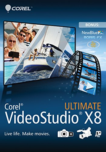 (Corel VideoStudio Ultimate X8 [Download])