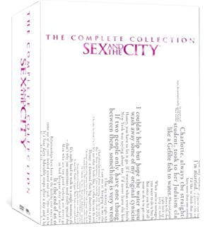 Sex and the city the complete series widescreen
