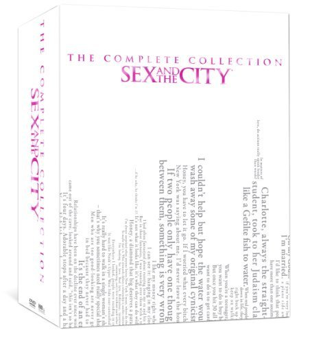 - Sex and the City: The Complete Series by Hbo Home Video