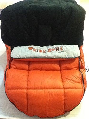 Jane, saco invierno grupo 0, moom naranja square J43: Amazon ...