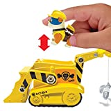 Paw Patrol Super Pup Rubble's Crane, Vehicle and Figure