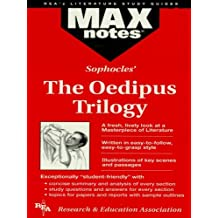 The Oedipus Trilogy (MAXNotes Literature Guides)