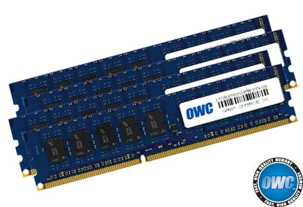 OWC 32.0 GB (4 x 8GB) PC8500 DDR3 ECC 1066 MHz 240 pin DIMM Memory Upgrade Kit For 2009 Mac Pro and ()