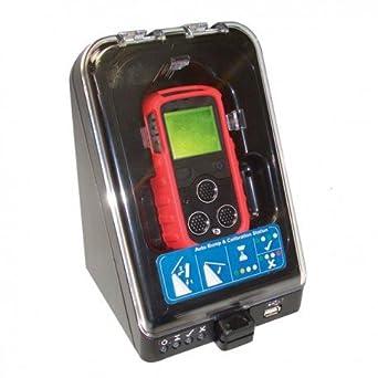 Estación de calibración/ autocalibración y autocertificación para detectores de gases portátiles GMI PS-200