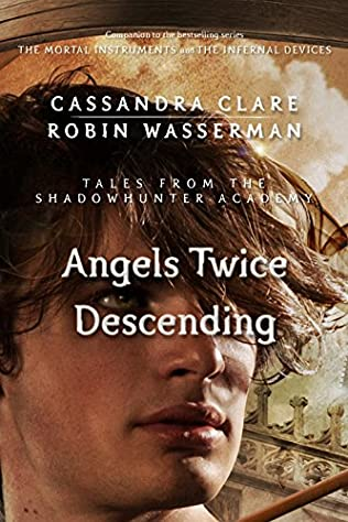 book cover of Angels Twice Descending