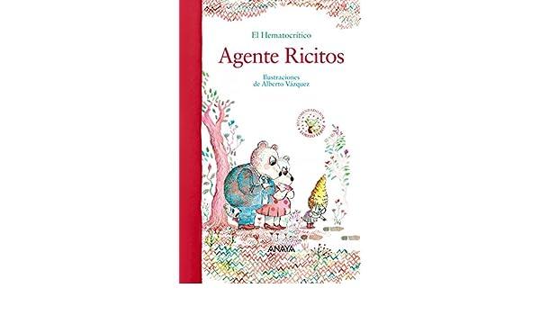 Amazon.com: Agente Ricitos (Primeros Lectores (1-5 Años) - Álbum Ilustrado) (Spanish Edition) eBook: El Hematocrítico, Alberto Vázquez: Kindle Store