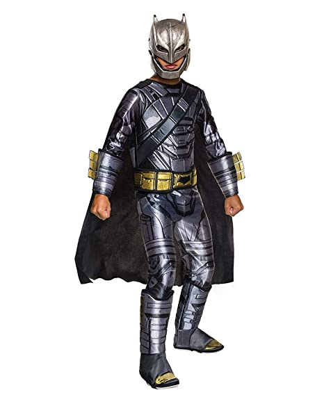 Horror-Shop Traje de Armadura de Batman DLX M: Amazon.es ...