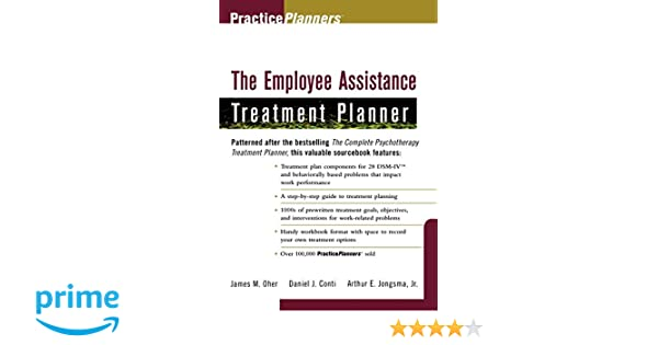 The Employee Assistance Treatment Planner (PracticePlanners)