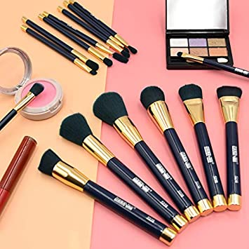 Hottest Professional Powder Foundation Makeup Brushes Large Round Head Cosmetic Bb Cream Multifunctional Makeup-brushes Tools Non-Ironing Eye Shadow Applicator Makeup
