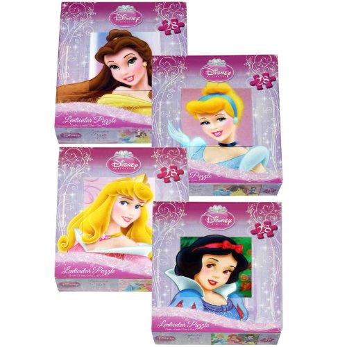 UPD I (Disney Princess Lenticular Puzzle)