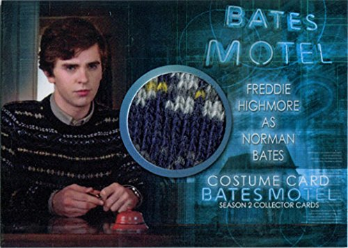 Bates Motel Season 2 Costume Card CFH2 Freddie Highmore as Norman ()
