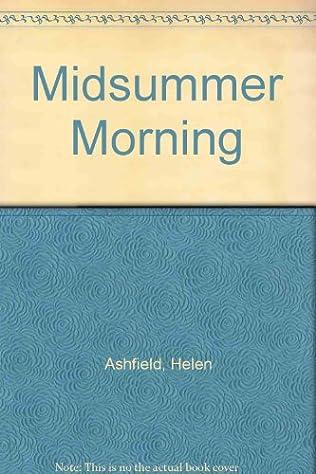 book cover of Midsummer Morning