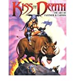 download ebook [(kiss of death: the art of fastner and larson )] [author: rich larson] [jan-2001] pdf epub