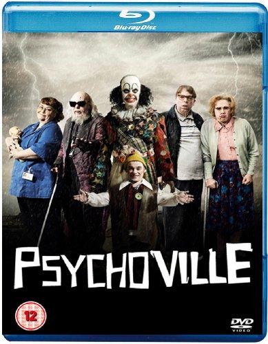 Psychoville - Season 1 - 2-Disc Set ( Psychoville - Series 1 ) ( Psycho ville - Season One ) [ NON-USA FORMAT, Blu-Ray, Reg.B Import - United Kingdom ]