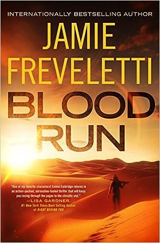 Blood Run (Emma Caldridge)