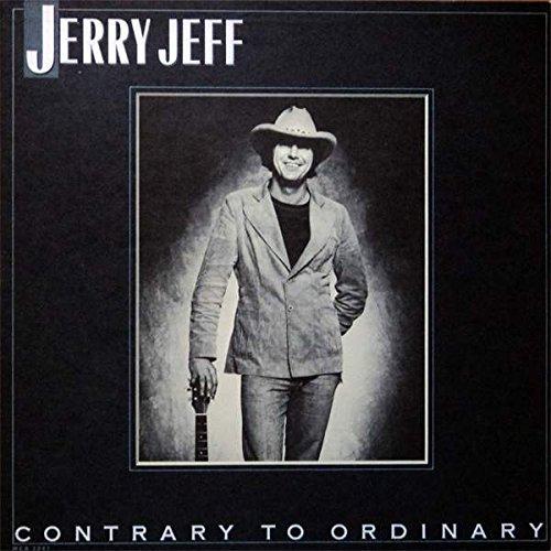 JERRY JEFF WALKER - contrary to ordinary MCA 3041 (LP vinyl record)