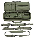 Explorer MJ01 Discrete Tactical Gun Case, Olive