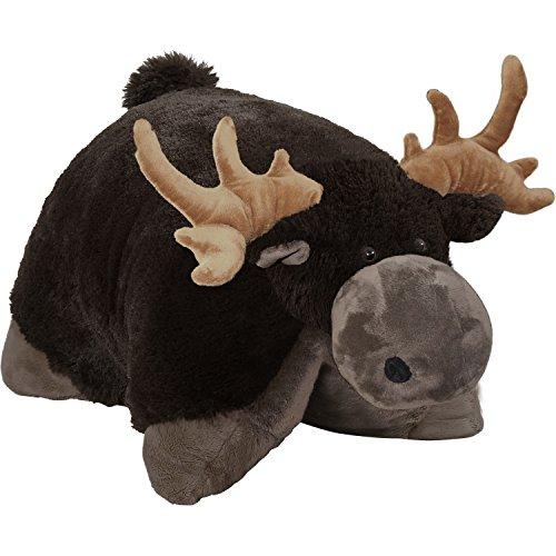 (Pillow Pets Wild Moose Stuffed Animal Plush Toy 18)