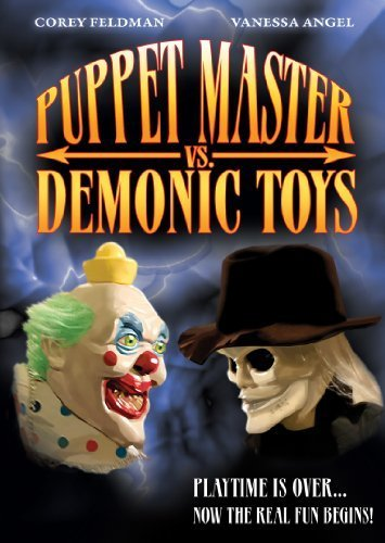 Puppet Master vs Demonic Toys by IMAGE ENTERTAINMENT (Puppet Demonic Toys Master)