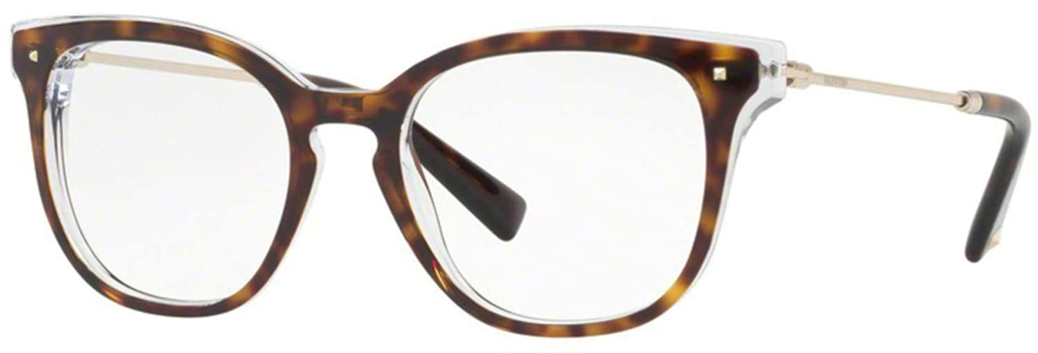 Eyeglasses Valentino VA 3006 A 5026 TOP HAVANA ON CRYSTAL