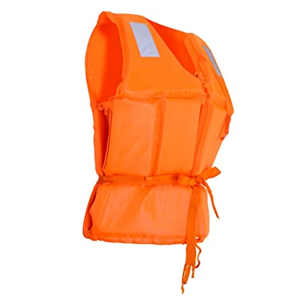 Camping & Hiking with Life Whistle Boat Work Outdoor Drifting Adult Life-saving Vest Waterproof Adjustable Reflective Jacket Safety Vest Back To Search Resultssports & Entertainment