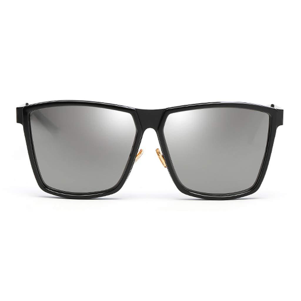 Xi Qu Gafas de Sol polarizadas Brillantes Aluminio y magnesio para Hombres Gafas de Sol de conducción HD @@ (Color : 3): Amazon.es: Hogar