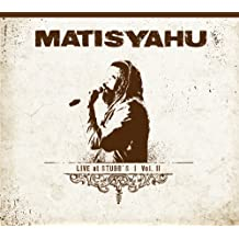 Live at Stubbs, Vol.II by Matisyahu (2011-02-01)