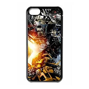 iPhone 5C Phone Cases Black Transformers FNR737423