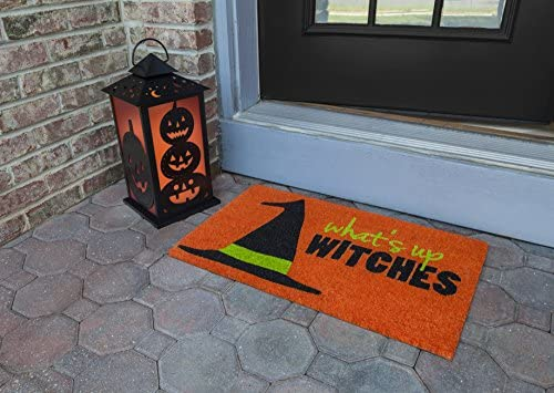 Entryways P2195 What s Up Witches