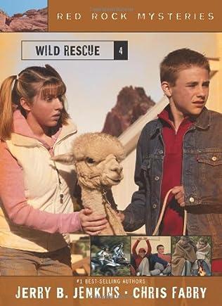 book cover of Wild Rescue
