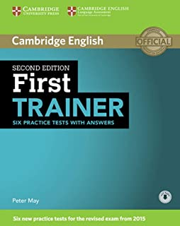 Compact First Students Book Pack Students Book with Answers with CD-ROM and Class Audio CDs 2 Second Edition: Amazon.es: May,Peter: Libros en idiomas extranjeros