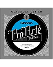 D'Addario TNH-3T Nylon Classical Guitar Strings, Heavy