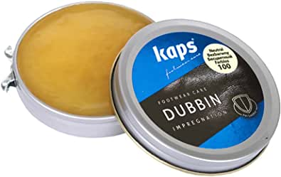 Quality Shoe Dubbin Wax, Nourishment And Waterproofing For Leather, Kaps Dubbin, 3 Colours