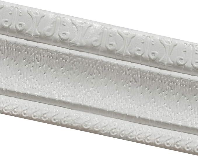 Border Removable Home 3D Foam Wall Sticker Waterproof Self-Adhesive Wallpaper