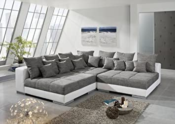 Titanic Corner Sofa Big Corner Couch Amazon Co Uk Kitchen Home
