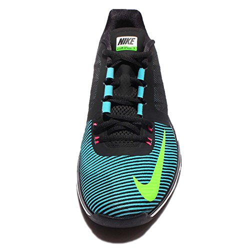 Negro Blk Nike gmm Elctrc Zoom Bl Sneaker hypr Grn Speed Pnk Negro TR3 Uomo Nero 8Tq04w8r