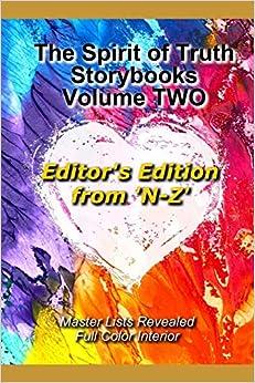 "Utorrent Descargar Pc The Spirit Of Truth Storybook Volume Two: Editor's Edition ""n-z"" Epub Gratis 2019"
