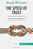 img - for Book Review: The Speed of Trust by Stephen M.R. Covey: Understanding the power of trust book / textbook / text book