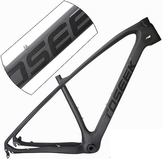 SXMXO 3 K de Fibra de Carbono de Bicicleta de montaña Marco T800 ...