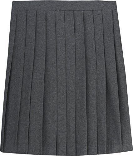 Hermione Granger Outfit (French Toast School Uniform Girls Pleated Skirt, Gray,)