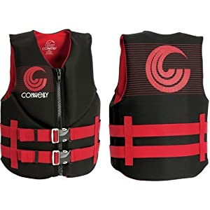 Connelly Junior Boy's Promo Neo Vest - Coast Guard Approved