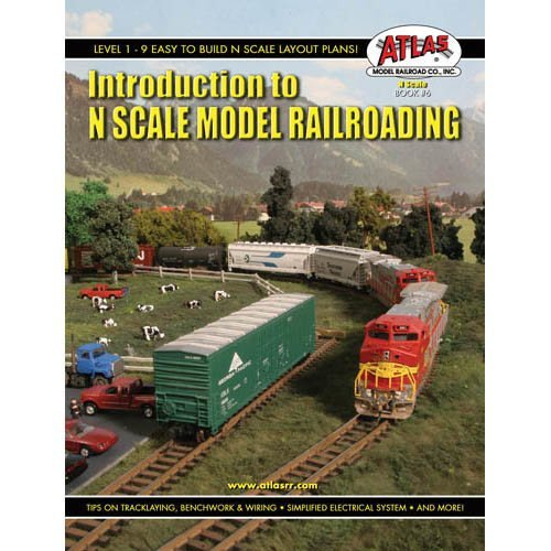 Intro To N Model Railroading from Atlas Model Railroad