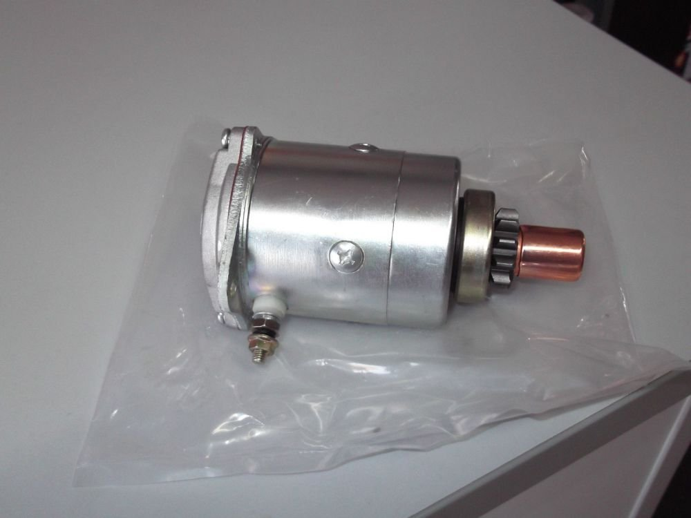 /125 Motor Arranque para Piaggio Ape 50/Vespa PK 50/