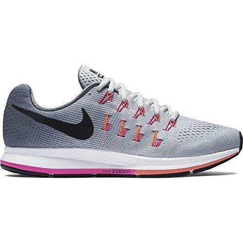 Women's Nike Air Zoom Pegasus 33 (Wide) Running Shoe Plat...