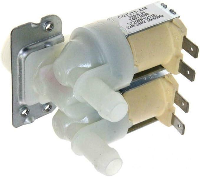 Válvula Electroválvula Lavadora LG FH0B8WD7 FH0C3LD FH0C3ND ...